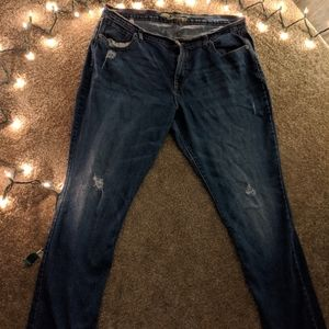 """Old Navy """"The Sweetheart"""" Jeans"""